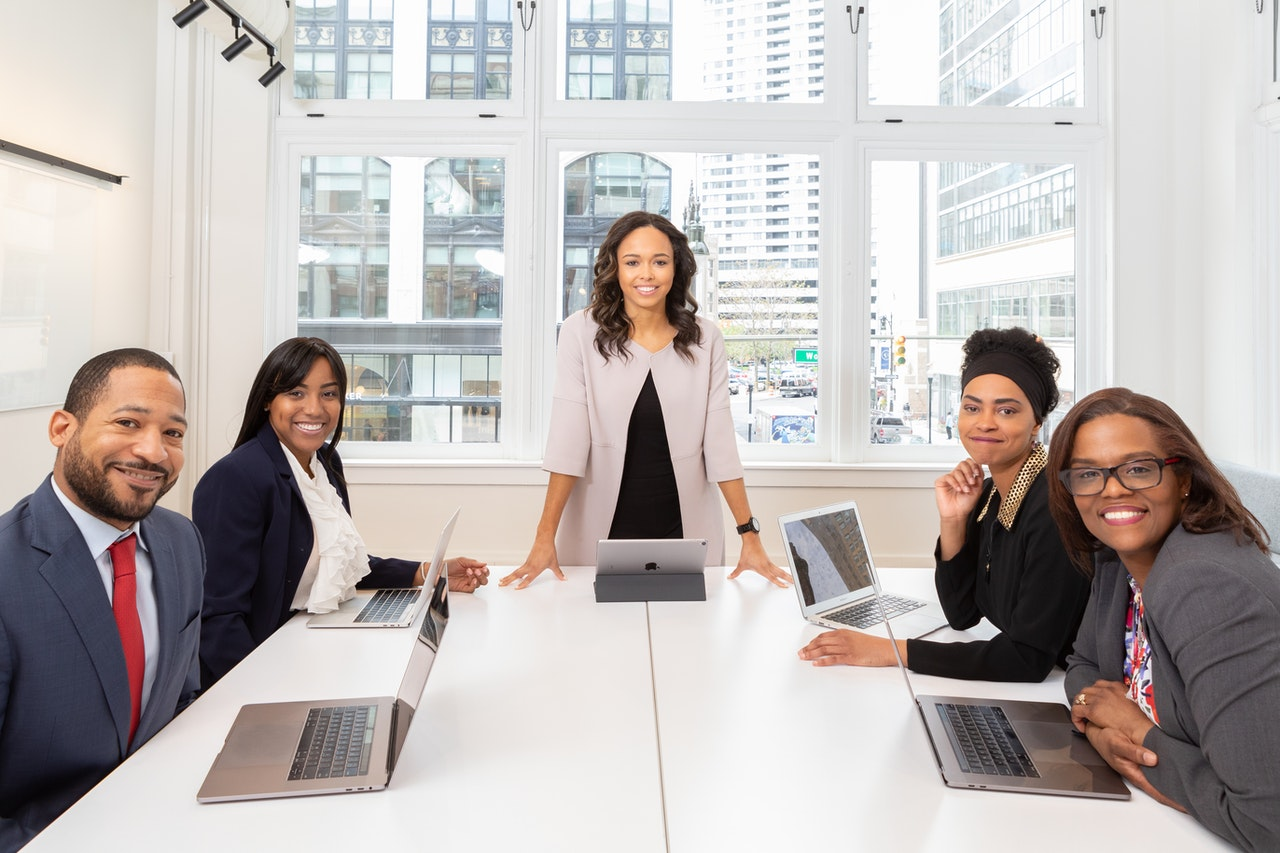Effective Leadership at work