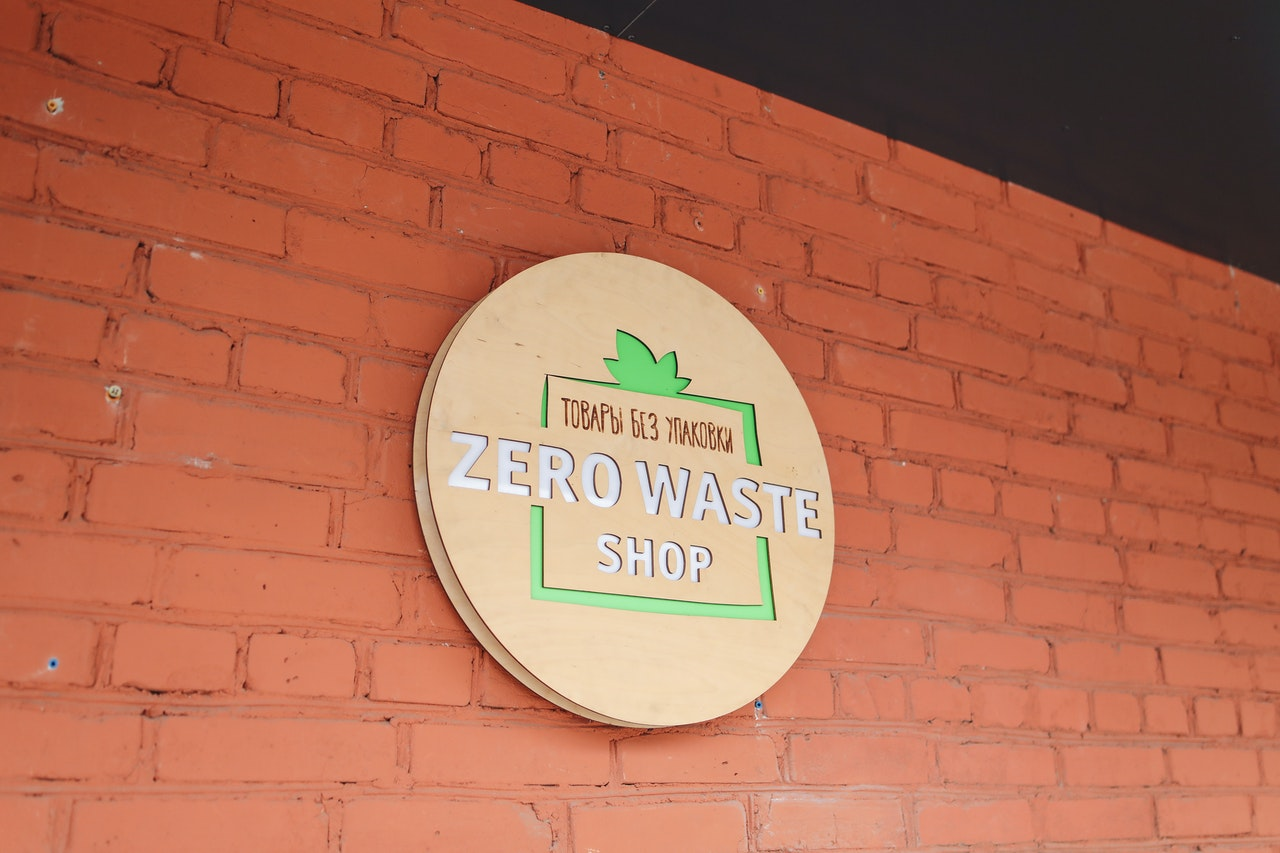 zero waste shop image