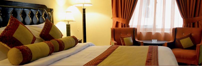 Amer Hotel Lahore Bedroom