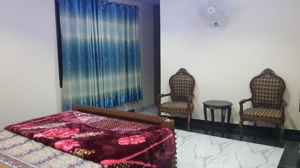 Ayub Residence Bhurban Bedroom