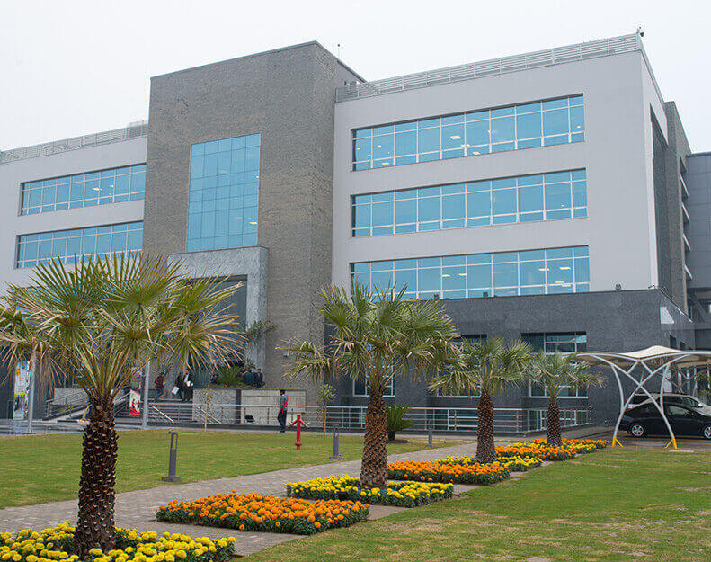 DHA Lahore Main Office
