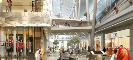 Emporium Mall Lahore Indoor shopping