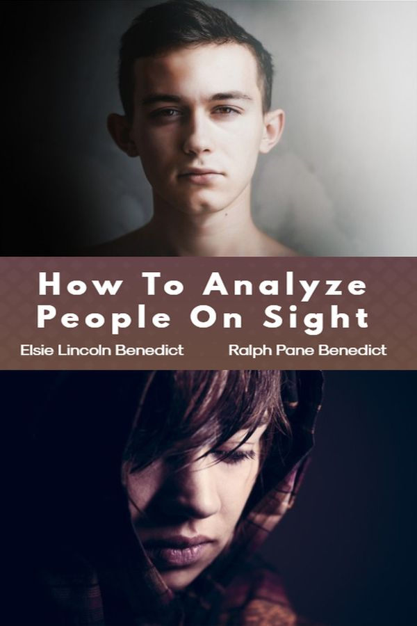 Book Cover: How To Analyze People On Sight