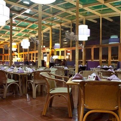 Maisonette Hotel Lahore Dining area