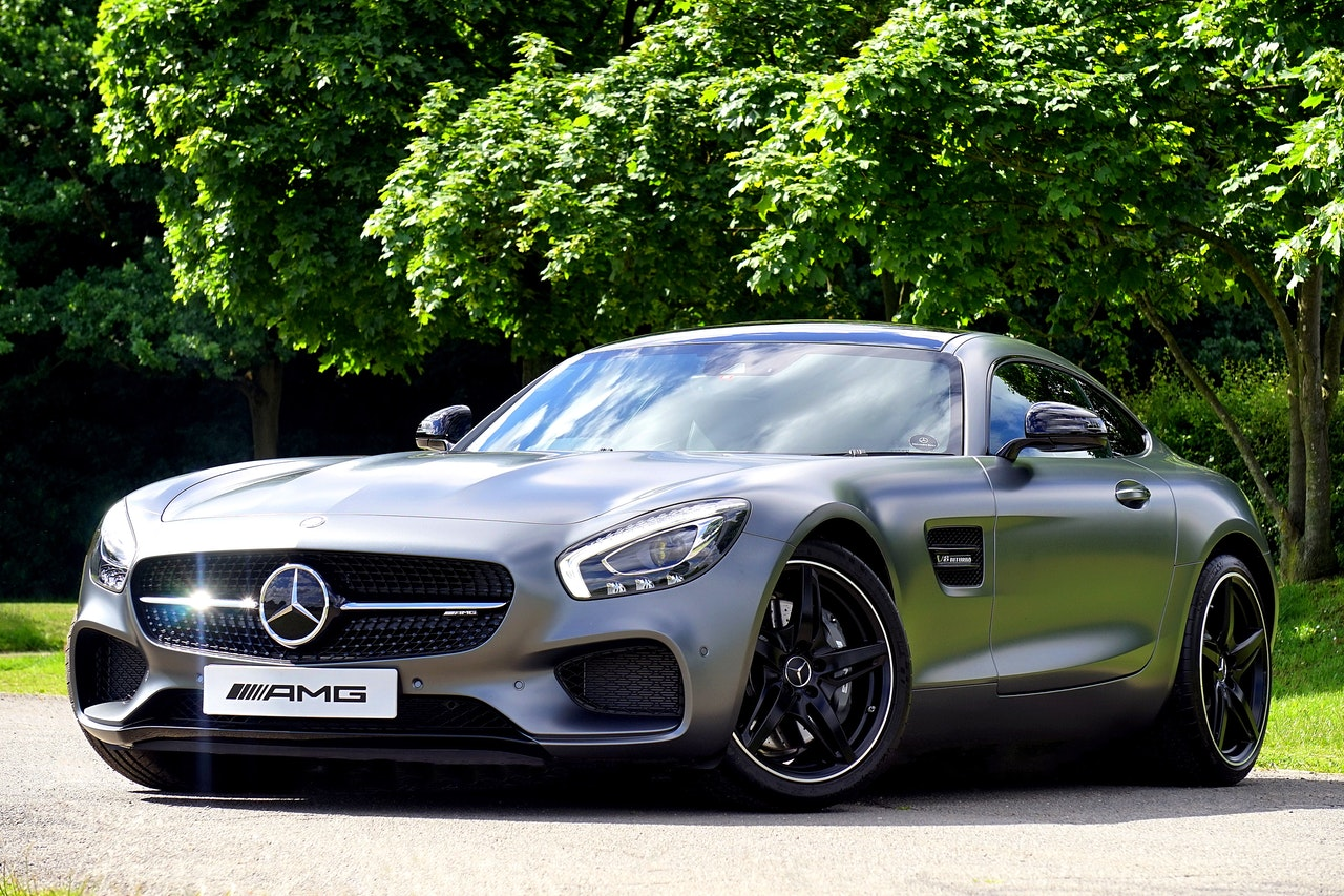 Mercedes in Car TV commercials