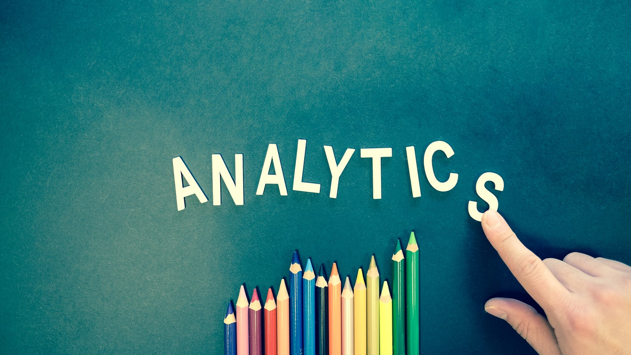 Showing the Word Analytics