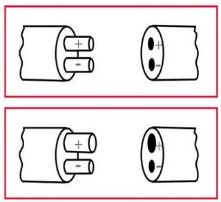 Poka-Yoke Electric Pins