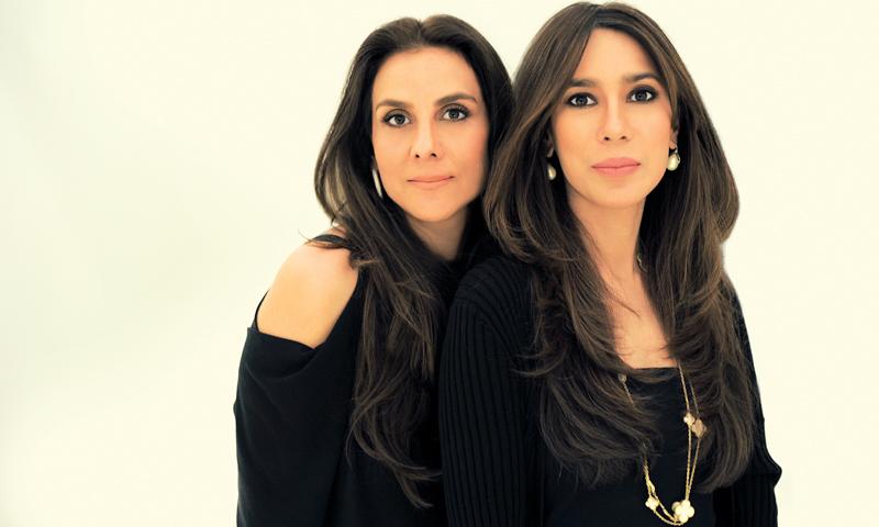 Sana Safinaz sisters