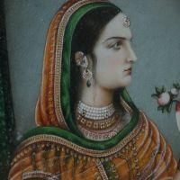 Anarkali painting