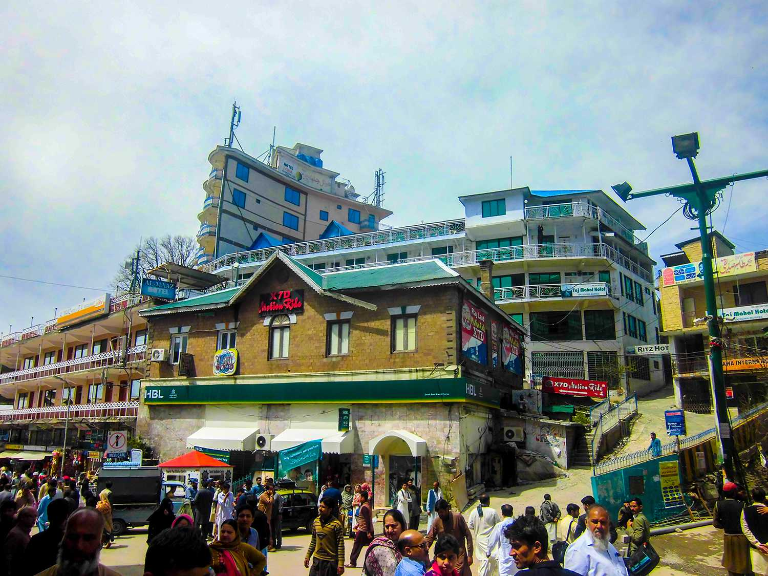 Murree Market With Murree Real Estate Boom